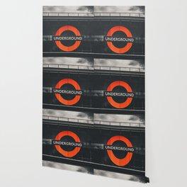 Brixtion Station, Underground Wallpaper