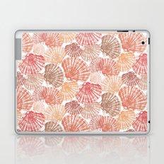 Mid Shells: Pink corals Laptop & iPad Skin