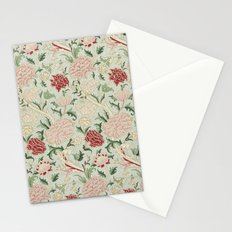 William Morris Cray Floral Pre-Raphaelite Vintage Art Nouveau Pattern Stationery Cards