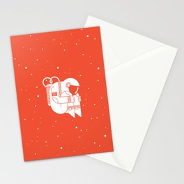 The Cosmonaut Stationery Cards