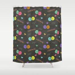 #lovewins Shower Curtain