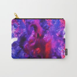 Electric Ink Carry-All Pouch
