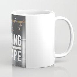 Running Is My Escape Coffee Mug