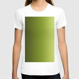 Ombre Greens Reversed 1 T-shirt