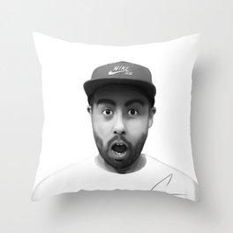 Eric Koston Throw Pillow