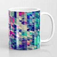 blanket Mugs featuring Atym by Spires