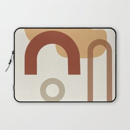 // Shape study #23 Laptop Sleeve