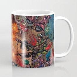 THE FUCKING FROGMAN RAGE! Coffee Mug