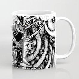 Japanese Tiger Coffee Mug