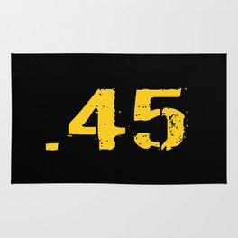 Ammo: .45 Caliber ACP Rug