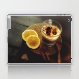Fresh spices and fragrant arabica Laptop & iPad Skin