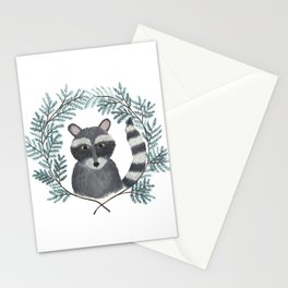 Banjo the Raccoon Stationery Cards