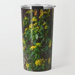 Brooklyn Blooms III Travel Mug