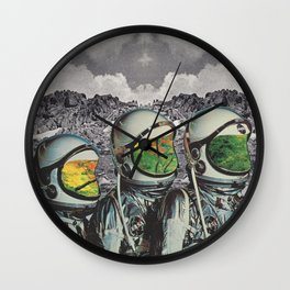Les Distantes Wall Clock