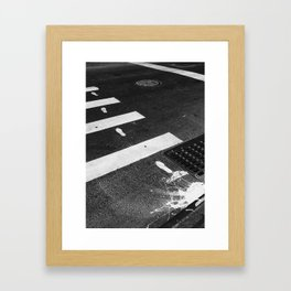 oops Framed Art Print
