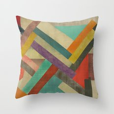 Refactory  Throw Pillow