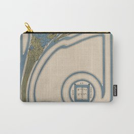 Yale Affiche Carry-All Pouch