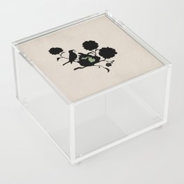 Michigan - State Papercut Print Acrylic Box