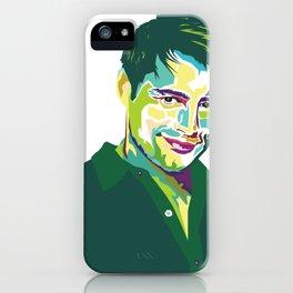 Joey Tribbiani iPhone Case