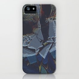 Lychee Mosaic Mosaic iPhone Case