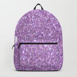 Lilac Glitter Backpack