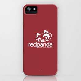 Redpandaising iPhone Case