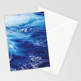 Sea Waters Stationery Cards