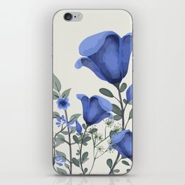 Flowers -a6 iPhone Skin
