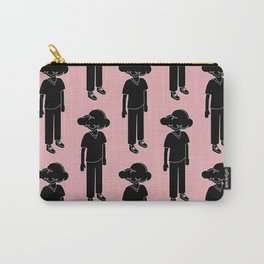 Scatterbrain pattern Carry-All Pouch