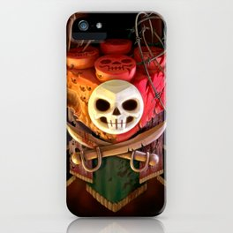 The Dread Two-By-Two iPhone Case