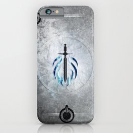 Dragon Age Templar iPhone Case