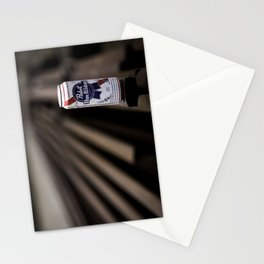 A Working Class Drink Stationery Cards