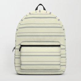 Benjamin Moore 2019 Color of the Year 2019 Metropolitan Light Gray on Lemon Chiffon Pale Pastel Yell Backpack