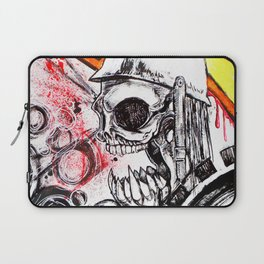 Quantum Slaughterhouse Laptop Sleeve