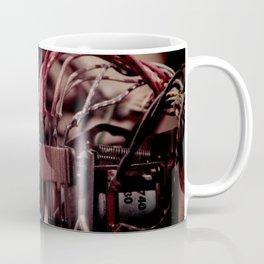 Inside a Pinball Machine No. 4 Coffee Mug