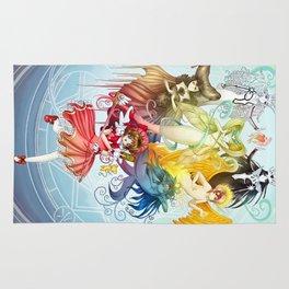 Card Captor Sakura Rug