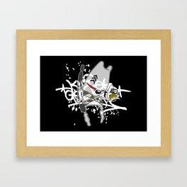 Grambo Framed Art Print