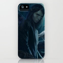 The Prince Of Midnight iPhone Case