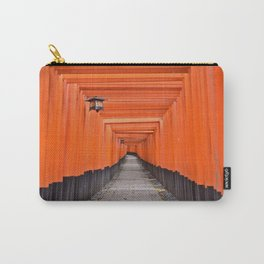 Torii Gates Carry-All Pouch