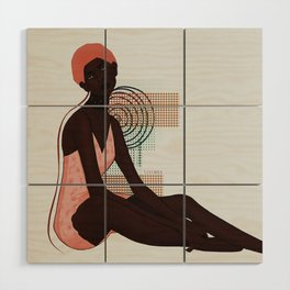 Amaka 2 Wood Wall Art