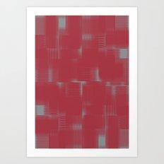 udar Art Print