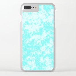 Cloudy Skies Clear iPhone Case