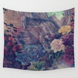 Skellie Girl Wall Tapestry