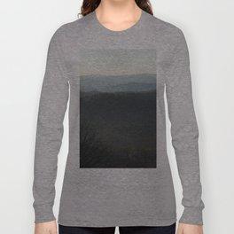 The Smokey Mountains Long Sleeve T-shirt