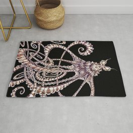 Mimic Octopus Rug