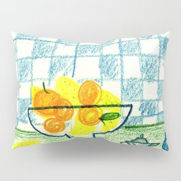 Lemons and oranges Pillow Sham