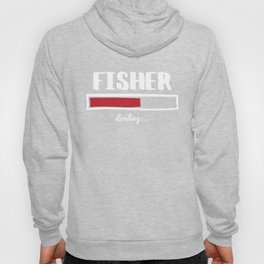 Funny Fisher Design Hoody