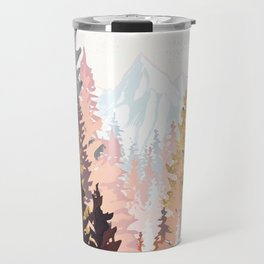 Wine Forest Travel Mug