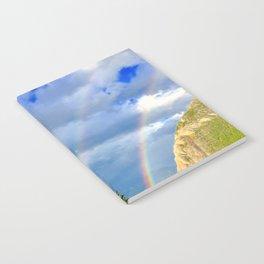 Canadian Rocky Rainbow Notebook
