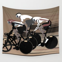 Velodrome Wall Tapestry